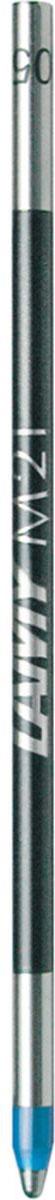 Lamy Стержень для шариковой ручки M21 синий1601044Мини-стержни для всех мультистемных ручек Lamy и для ручки Lamy Spirit. С водостойкой чернильной пастой.