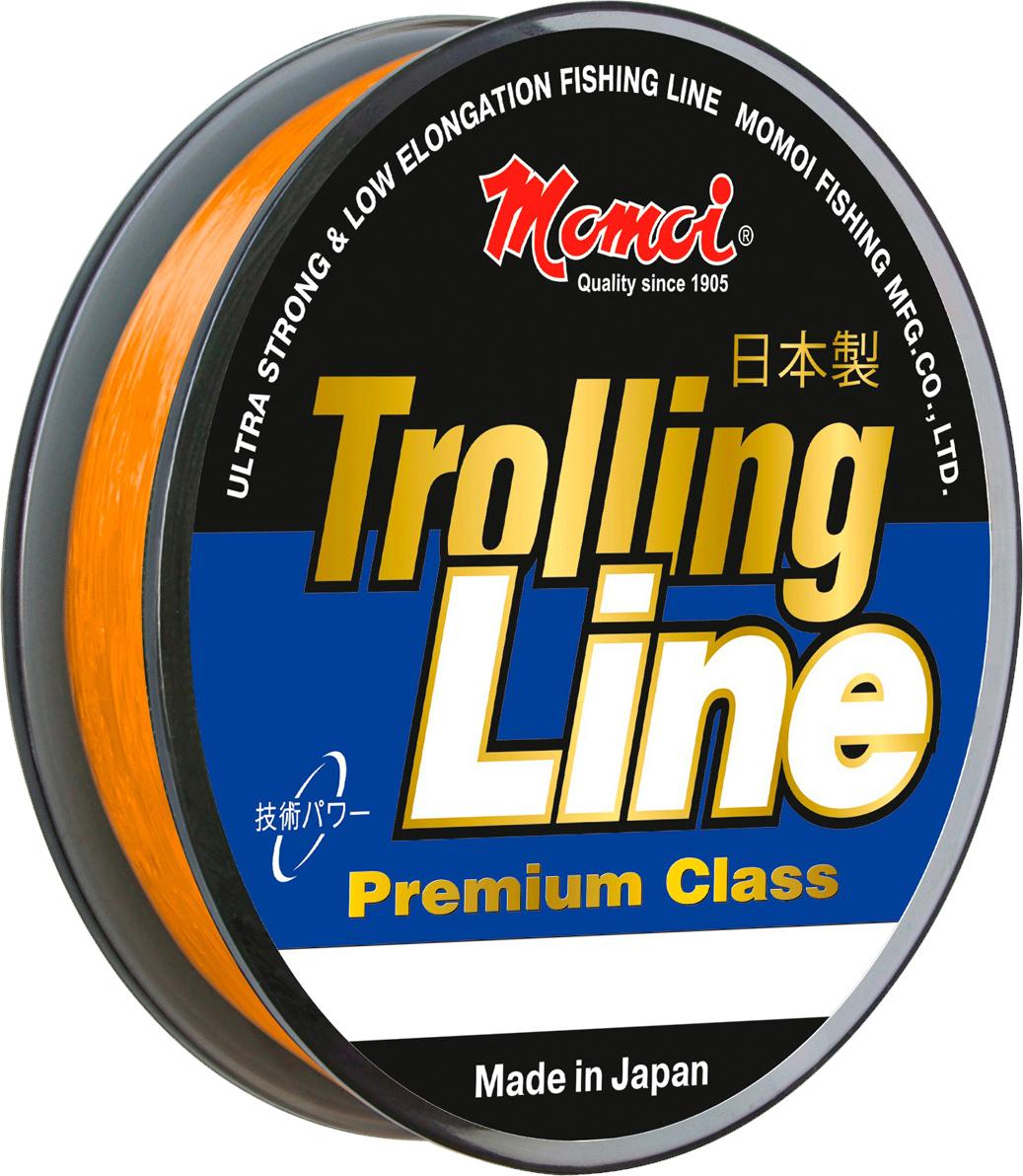 Леска Momoi Fishing Trolling Line, 0,45 мм, 18,0 кг, 300 м