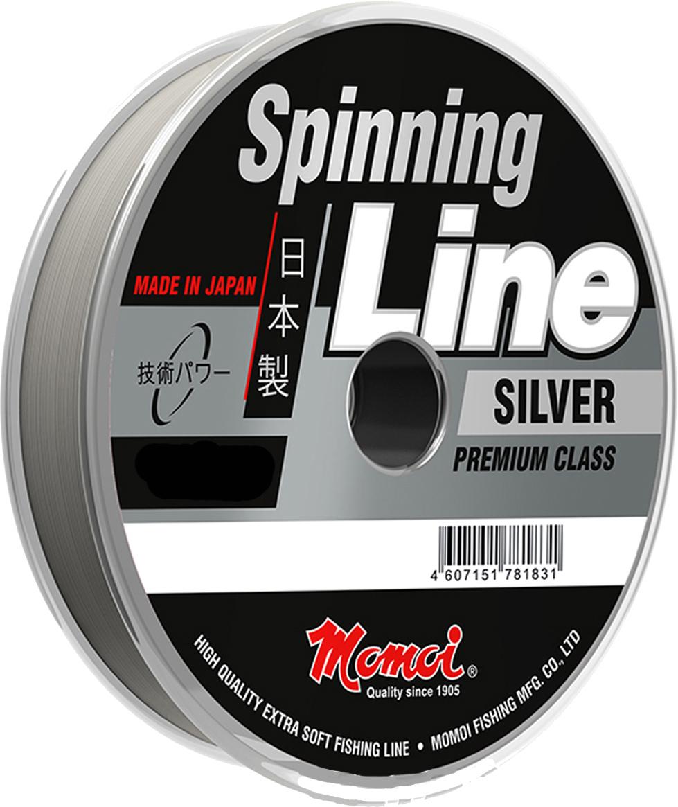 Леска Momoi Fishing Spinning Line Silver, 0,16 мм, 5,0 кг, 150 м5396Всесезонная рыболовная леска. Относится к типу спортивных лесок.Благодаря антистатическому скользкому покрытию идеально подходит как для спининга, так и для всех видов поплавочных удилищ с кольцами. Является одной из самых востребованных сополимерных лесок из-за отсутствия эффекта памяти и высокой узловой прочности.