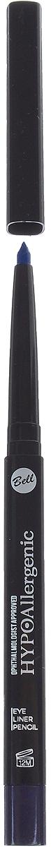 Bell Hypoallergenic Подводка для глаз, гипоаллергенная, в стике Eye Liner Pencil, Тон №50, 4 мл11105005