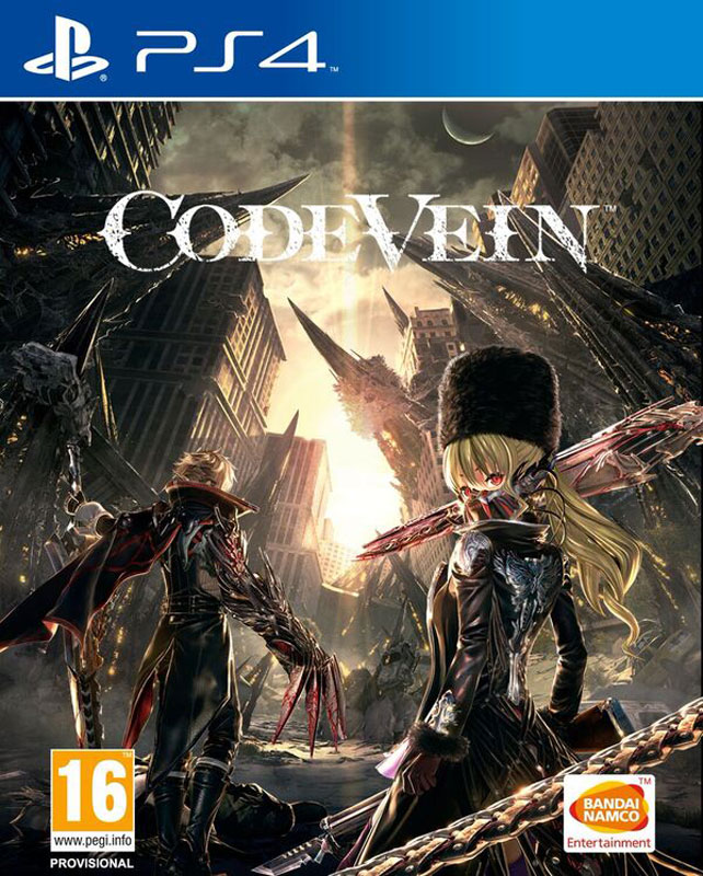 Zakazat.ru Code Vein (PS4)