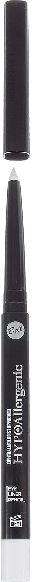 Bell Hypoallergenic Подводка для глаз, гипоаллергенная, в стике Eye Liner Pencil, Тон №30, 4 мл наборы декоративной косметики bell bell набор лак fashion colour nail тон 0 карандаш professional eye liner pencil тон 17 тон