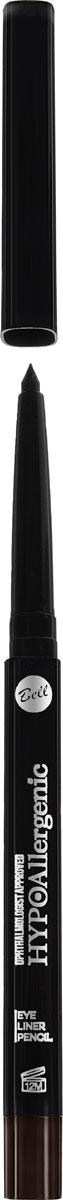 Bell Hypoallergenic Подводка для глаз, гипоаллергенная, в стике Eye Liner Pencil, Тон №20, 4 млB4koHA020v2