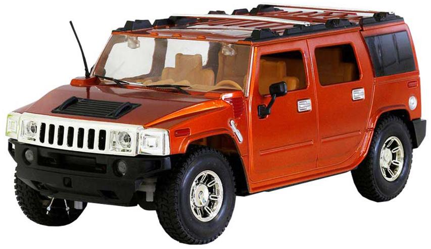 Taiko Машина Хаммер на радиоуправлении цвет оранжевый 0101