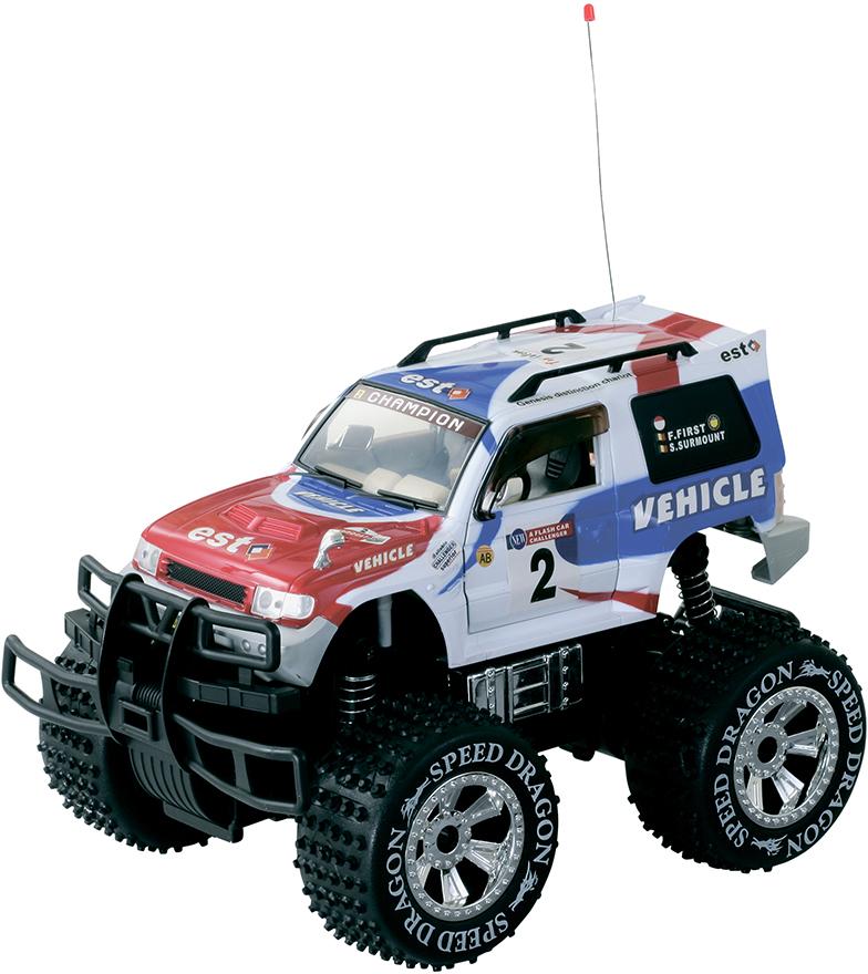 Taiko Джип на радиоуправлении 0146 - Радиоуправляемые игрушки