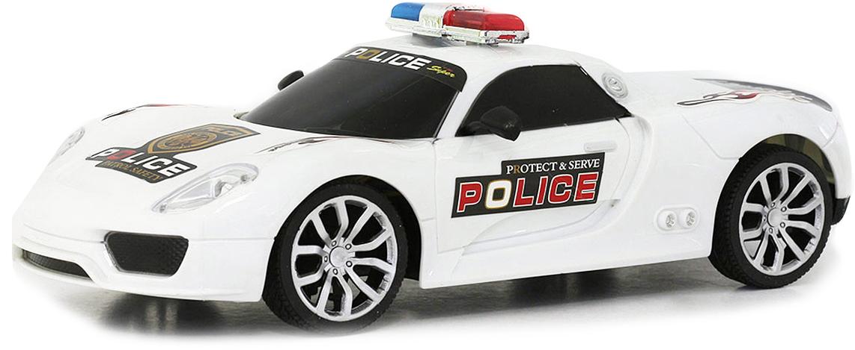 Taiko Машина спортивная на радиоуправлении цвет белый 0301