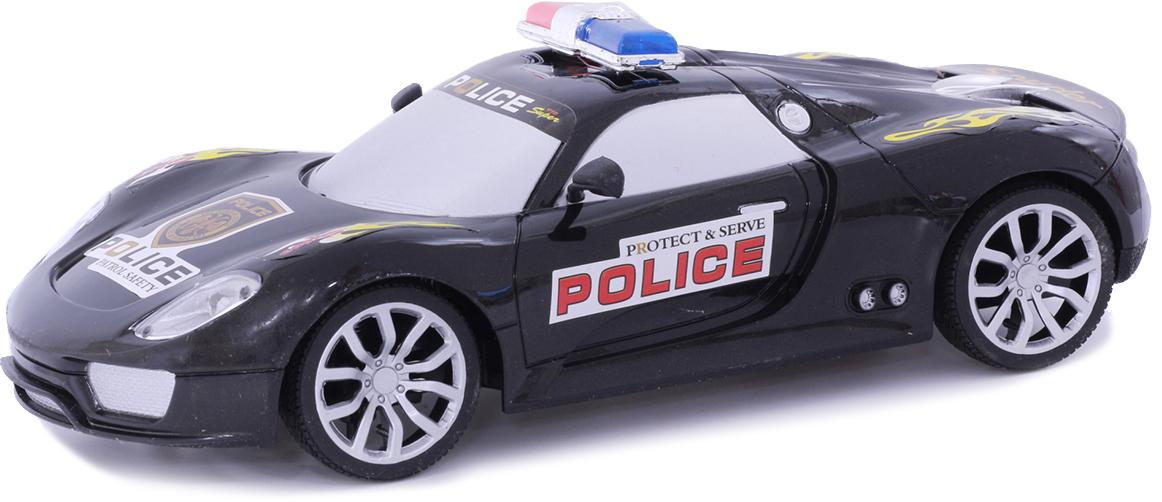 Taiko Машина спортивная на радиоуправлении цвет черный 0301