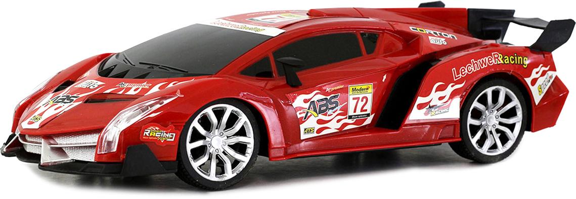 Taiko Машина спортивная на радиоуправлении цвет красный 0303