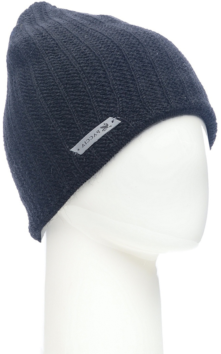 Шапка женская Paccia, цвет: черный. NR-21714-3. Размер 55/58NR-21714-3Вязаная женская шапка Paccia выполнена из акрила с добавлением шерсти. Эта шапка не только согреет в прохладную погоду, но и стильно дополнит ваш образ.