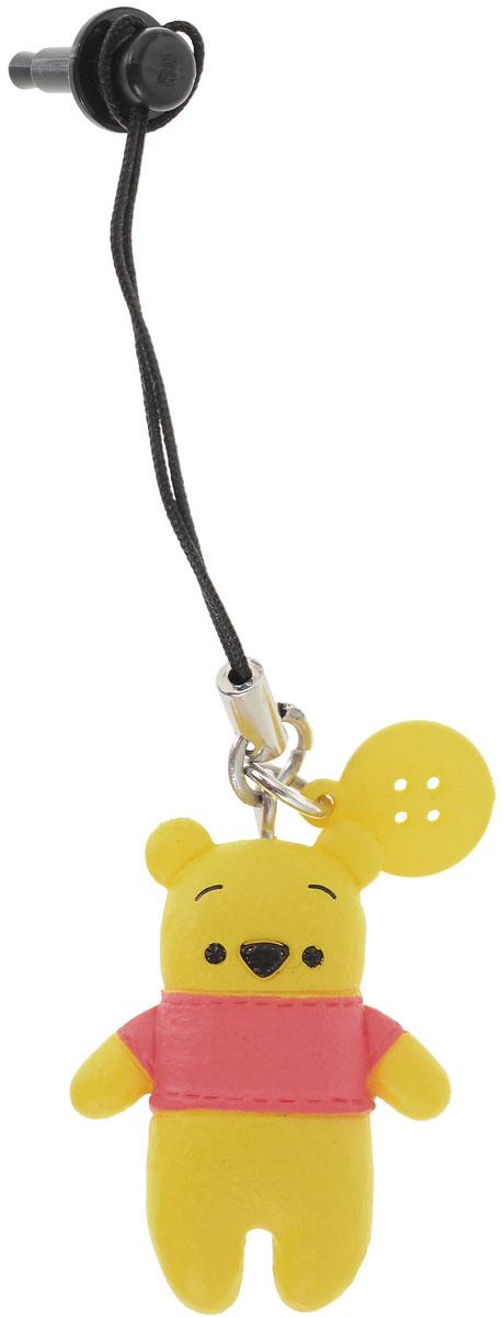 Tomy Брелок для мобильного телефона Друзья Disney Винни-пух