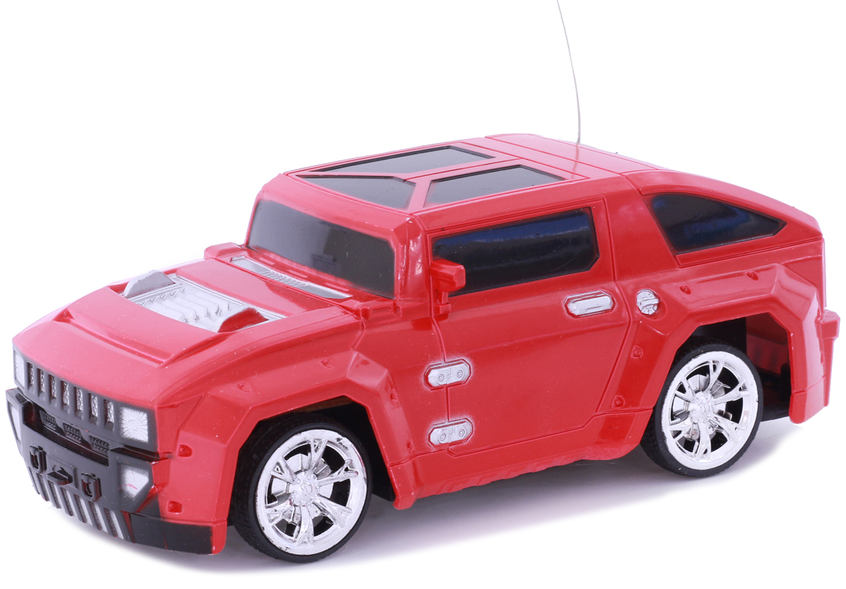 Taiko Машина легковая на радиоуправлении цвет красный 0391