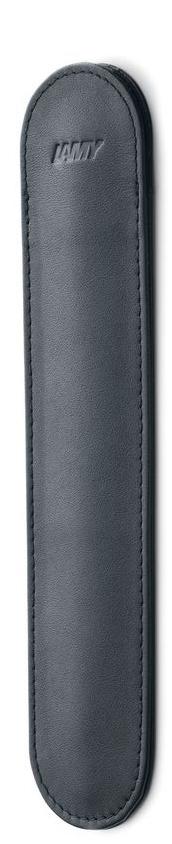 Чехол для перьевой ручки Lamy dialog 3. Из высококачественной кожи черного цвета.
