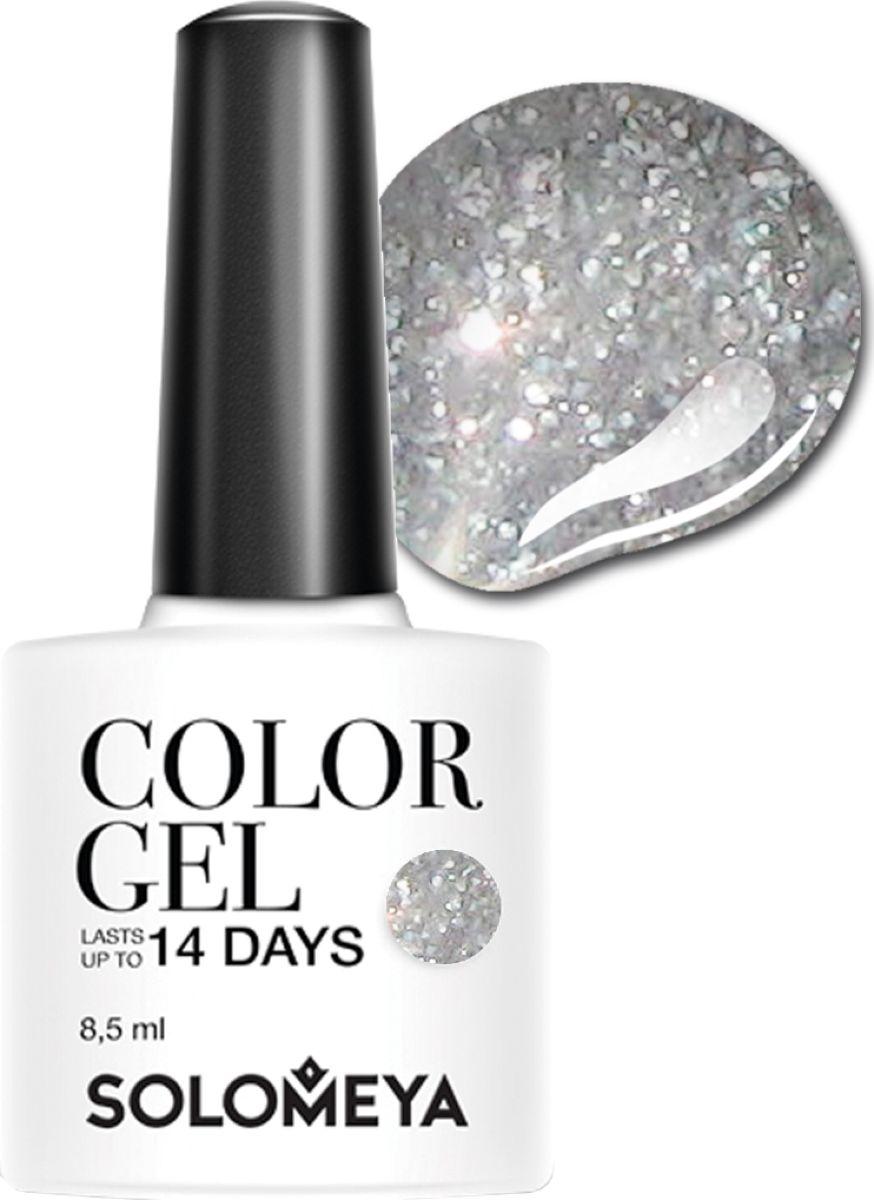 Solomeya Гель-лак Color Gel, тон Waterfall SCGLE302 (Водопад), 8,5 мл08-1670Гель-лак Color Gel Solomeya - это широкая и постоянно обновляющаяся палитра оттенков и сенсационная стойкость до 21 дня. Он легко и равномерно наносится, не оставляя разводов, полос, пузырьков и проплешин. Каждый оттенок отличает высокой пигментированностью и насыщенностью. Не содержит толуол, растворители и отвердители.
