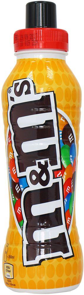 M&Ms Peanut молочный коктейль, 350 мл молочный коктейль чудо детки клубника 3 2