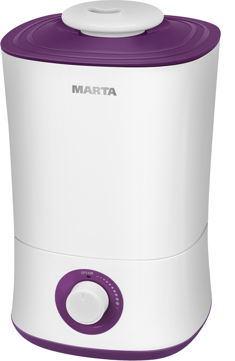 Marta MT-2687, White Purple Charoite увлажнитель воздуха