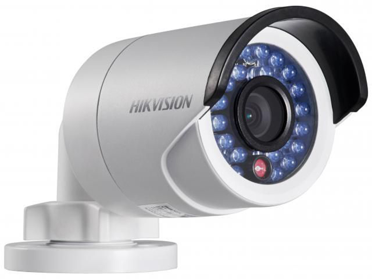 Hikvision DS-2CD2022WD-I 8mm камера видеонаблюдения10028762Мп уличная цилиндрическая IP-камера с ИК-подсветкой до 30м1/2.8 Progressive Scan CMOS; объектив 8мм; угол обзора 37.9°; механический ИК-фильтр; 0.01лк@F1.2; сжатие H.264/MJPEG/H.264+; двойной поток; 1920?1080@25к/с; WDR 120дБ, 3D DNR, BLC, ROI; обнаружение движения, вторжения в область и пересечения линии; 1 RJ45 10M/100M Ethernet; DC12В± 25%/PoE(802.3af); 5Вт макс; -40 °C...+60 °C; IP67; вес 0.5кг.