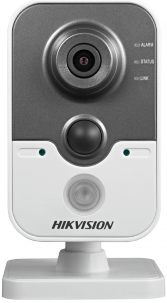 Hikvision DS-2CD2422FWD-IW 4mm камера видеонаблюдения ip камера hiwatch ds i122 4 mm 1 3мп уличная купольная мини ip камера ик подсветкой до 15м 1 3 cmos матрица объектив 4мм угол обзора 73 1° ме