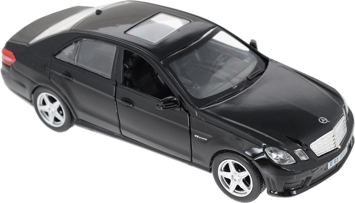 Autotime Модель автомобиля Mercedes-Benz E 63 AMG цвет черный 12 63 tw007ewnef36