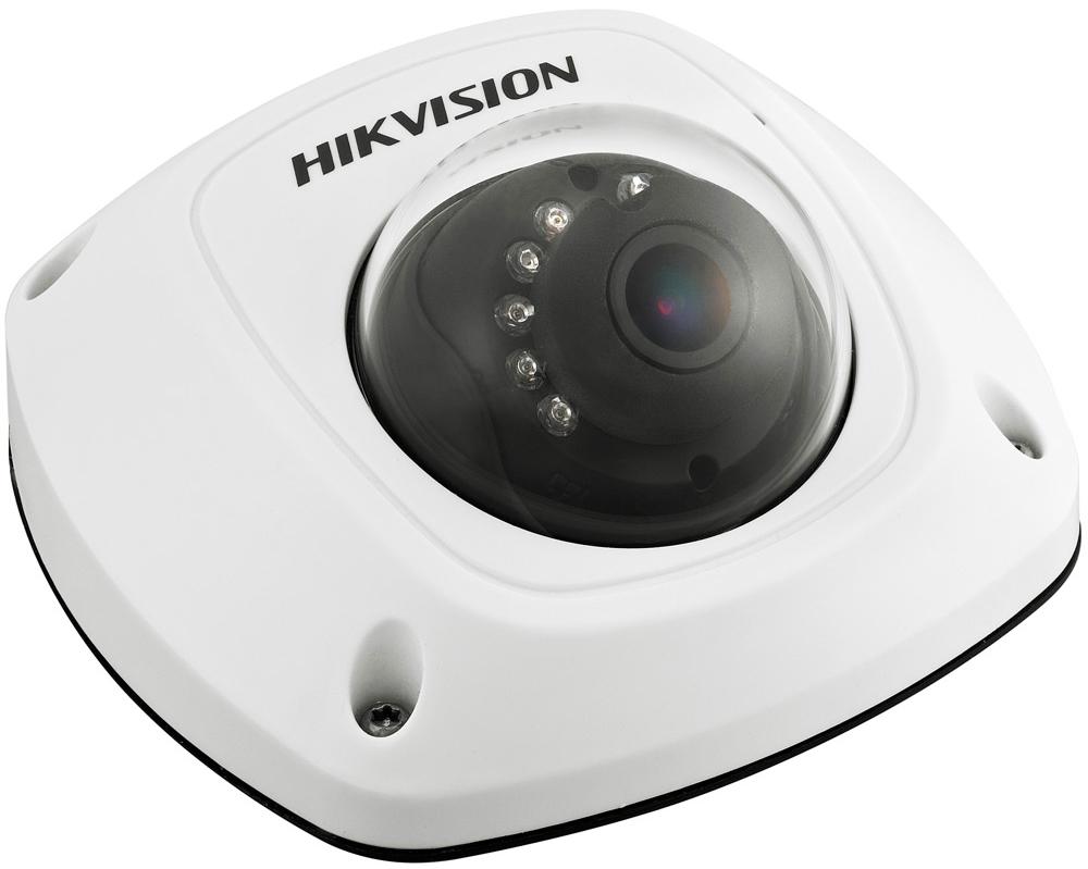 Hikvision DS-2CD2542FWD-IWS 2.8mm камера видеонаблюдения3470144Мп уличная компактная IP-камера с Wi-Fi и ИК-подсветкой до 10м 1/3 Progressive Scan CMOS; объектив 2.8мм; угол обзора 106°; механический ИК-фильтр; 0.01лк@F1.2; сжатие H.264/MJPEG/H.264+; двойной поток; 2688?1520@20к/с, 1920?1080@25к/с; WDR 120дБ, 3D DNR, BLC, ROI; обнаружение движения, вторжения в область и пересечения линии; слот для microSD до 128Гб; встроенный микрофон, 1 аудиовыход; тревожные вход/выход 1/1; 1 RJ45 10M/100M Ethernet; DC12В± 25%/PoE(802.3af); 5Вт макс; -40 °C...+60 °C; IP67; IK08; вес 0.6кг.