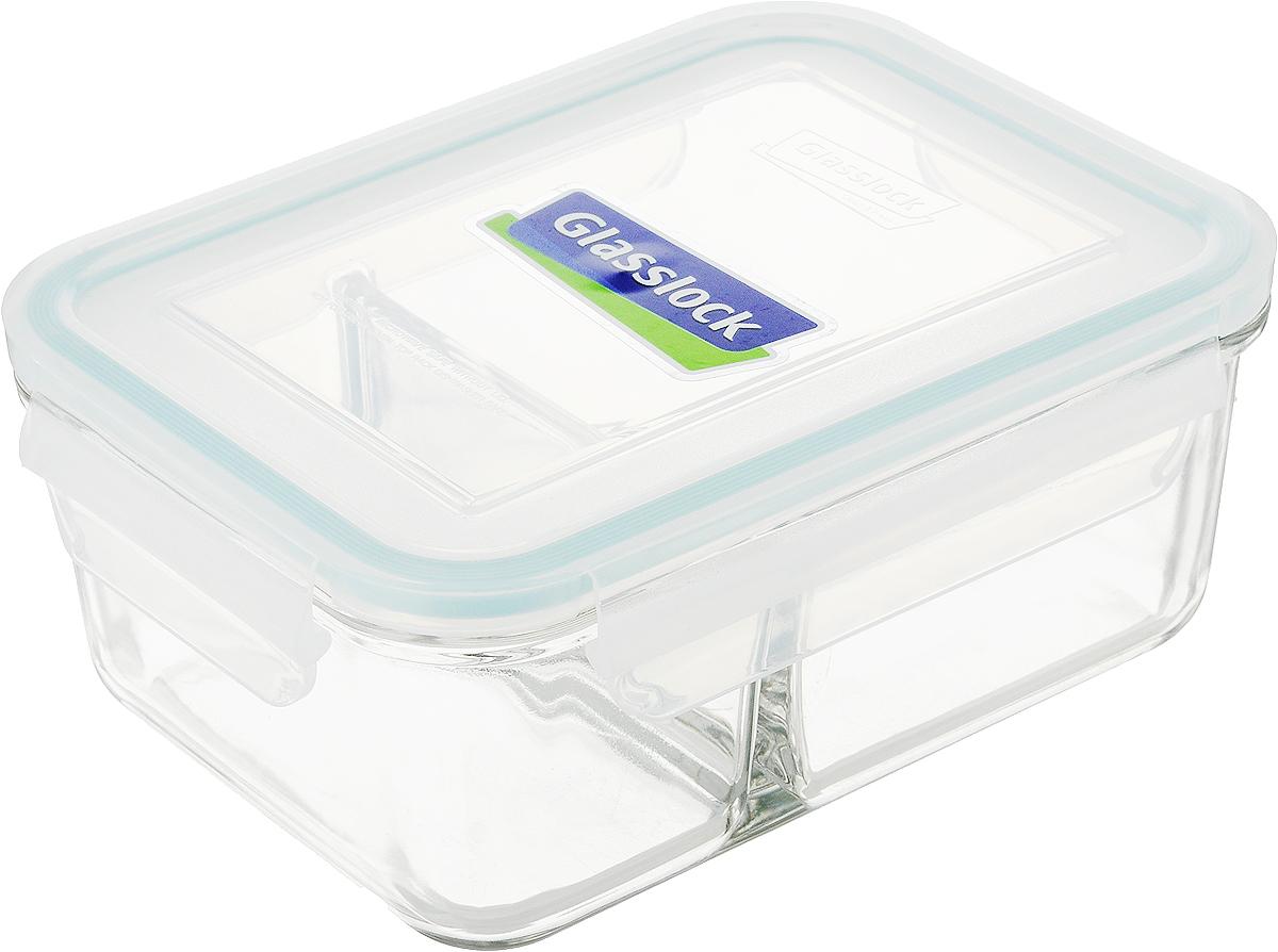 Контейнер Glasslock, прямоугольный, цвет: прозрачный, 1 лMCRK-100Контейнер для хранения Glasslock изготовлен из высококачественного закаленного ударопрочного стекла. Герметичная крышка, выполненная из пластика и снабженная уплотнительной резинкой, надежно закрывается с помощью четырех защелок.Подходит для мытья в посудомоечной машине, хранения в холодильных и морозильных камерах, использования в микроволновых печах. Стеклянная посуда нового поколения от Glasslock экологична, не содержит токсичных и ядовитых материалов; превосходная герметичность позволяет сохранять свежесть продуктов; покрытие не впитывает запах продуктов; имеет утонченный европейский дизайн - прекрасное украшение стола. Размер контейнера (по верхнему краю): 17,5 х 12,5 см. Высота контейнера (с учетом крышки): 7,5 см.