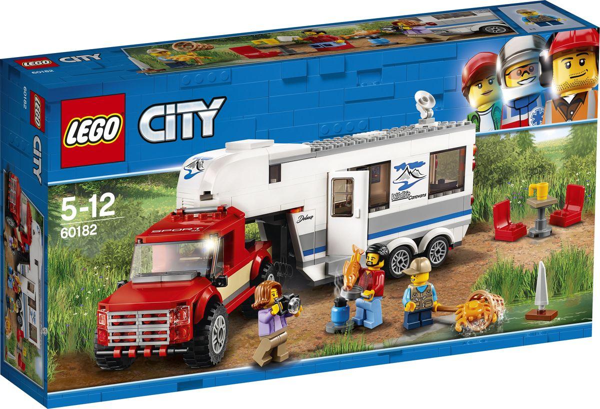 LEGO City Great Vehicles Конструктор Дом на колесах 60182