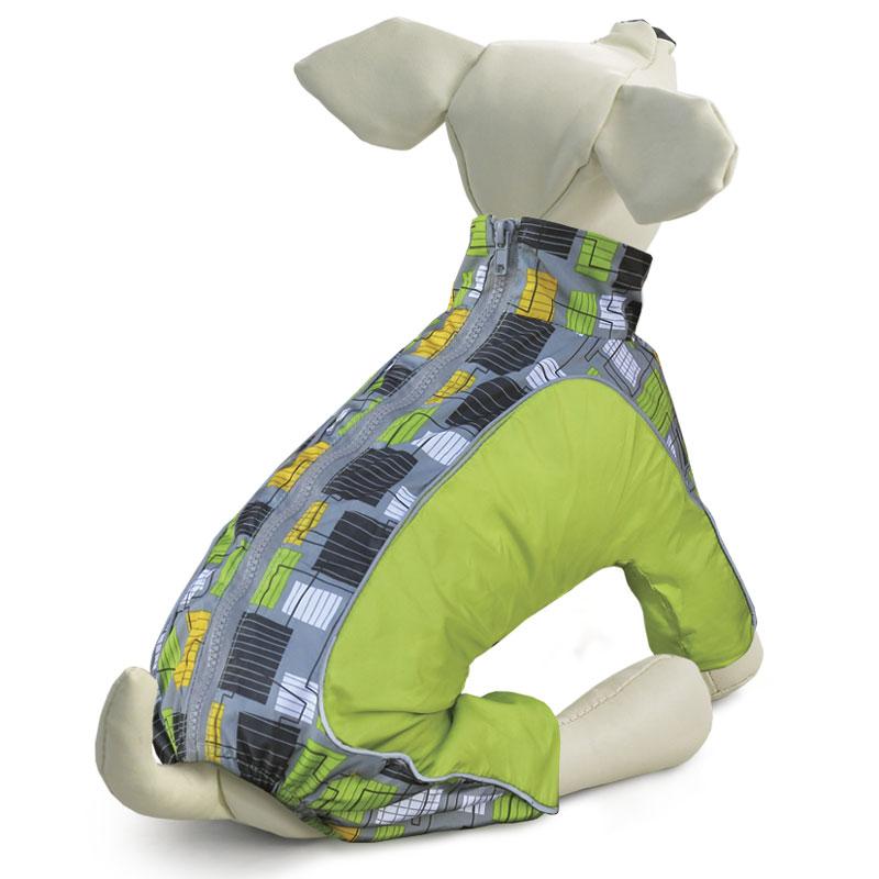 Комбинезон для собак Gamma Спорт, демисезонный, унисекс. Размер XL