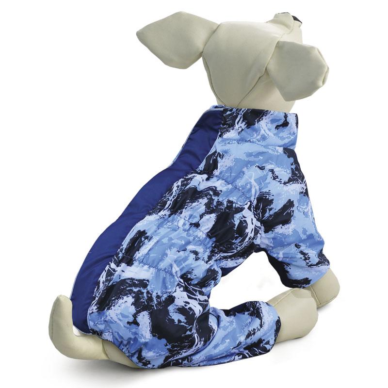 Комбинезон для собак Gamma  Нимбус , демисезонный, для мальчика. Размер L