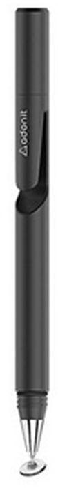 Adonit Jot Mini 2,0, Rose Gold стилус3057-14-12-AРисунки, схемы, надписи легко создаются тонким электронным пером Adonit Jot mini 2,0в любое время ивлюбом месте, Mini2,0с уменьшенным защитным диском является более удобным для мобильного устройства семкостным экраном, чем обычный стилус, Корпус изсверхпрочной технологической стали делает стилус долговечным иочень удобным виспользовании, Специальная металлическая клипса позволяет закреплять Jot mini 2,0на обложке планшета или кармане рубашки, добавляя небольшому устройству еще больше мобильности ипрактичности,