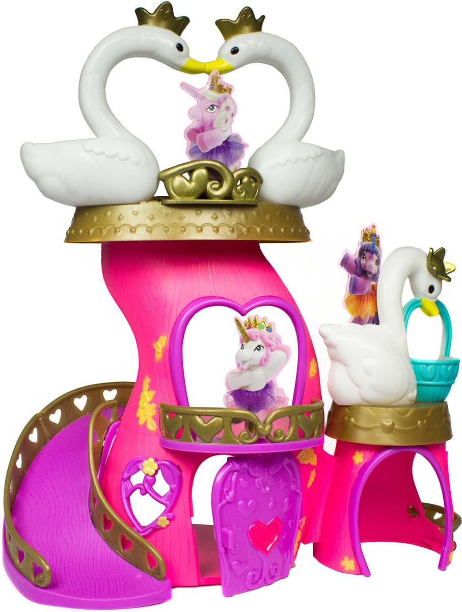 Dracco Игровой набор Filly Ballerina Лебединый замок чехол игровой ранний старт замок для дск люкс