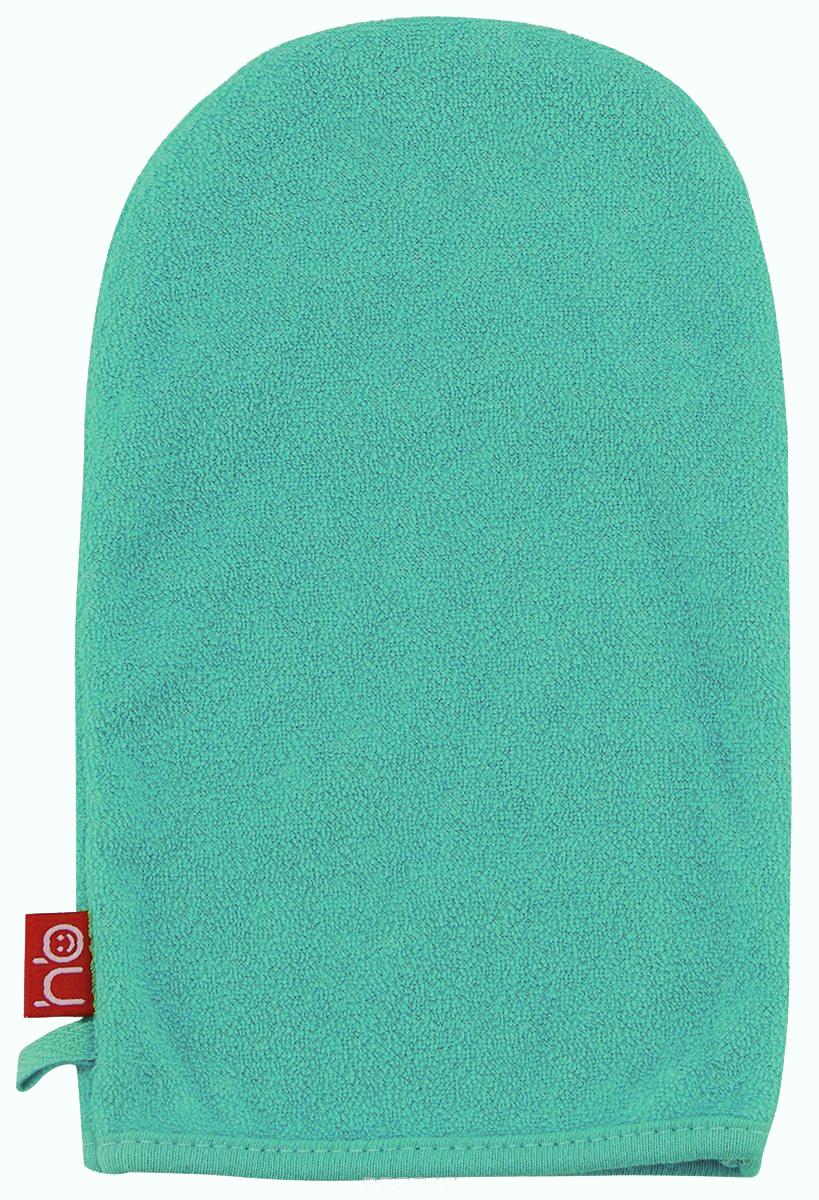 Happy Baby Мочалка-рукавица Wash&Bath цвет бирюзовый