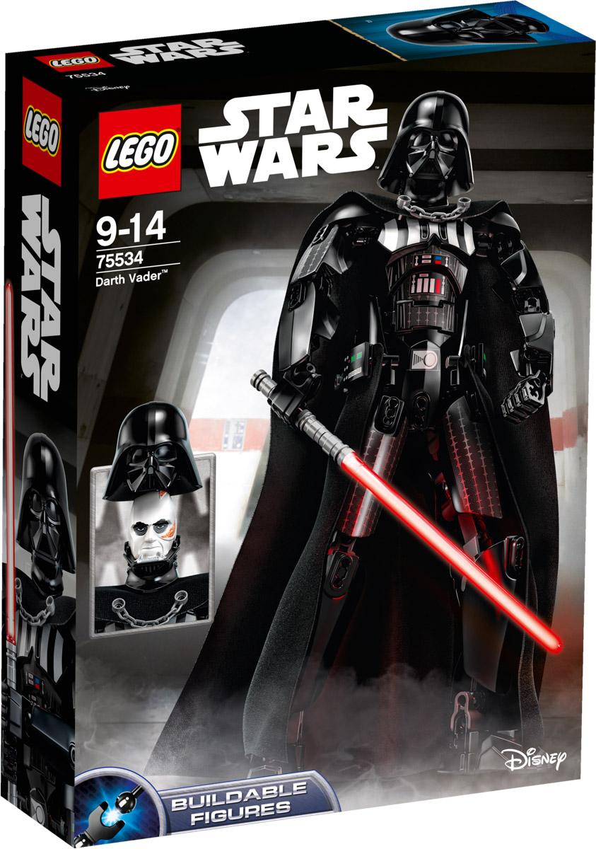 LEGO Constraction Star Wars Конструктор Дарт Вейдер 75534