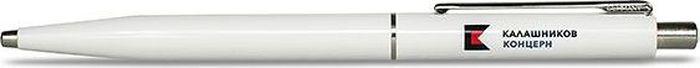 Ручка шариковая Калашников Point Senator ОТК000109Продается упакованной в стильный необычный футляр, на крышку которого нанесено название бренда. Стержень ручки сменный. Такой простой и удобный аксессуар нужно всегда иметь при себе в сумке или кармане.