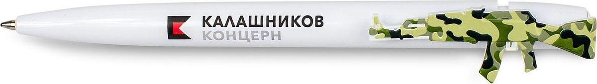 Ручка детская КалашниковОТК000110Ручка детская, с силуэтом автомата и фирменным логотипом Калашников Это Маленький Автоматик