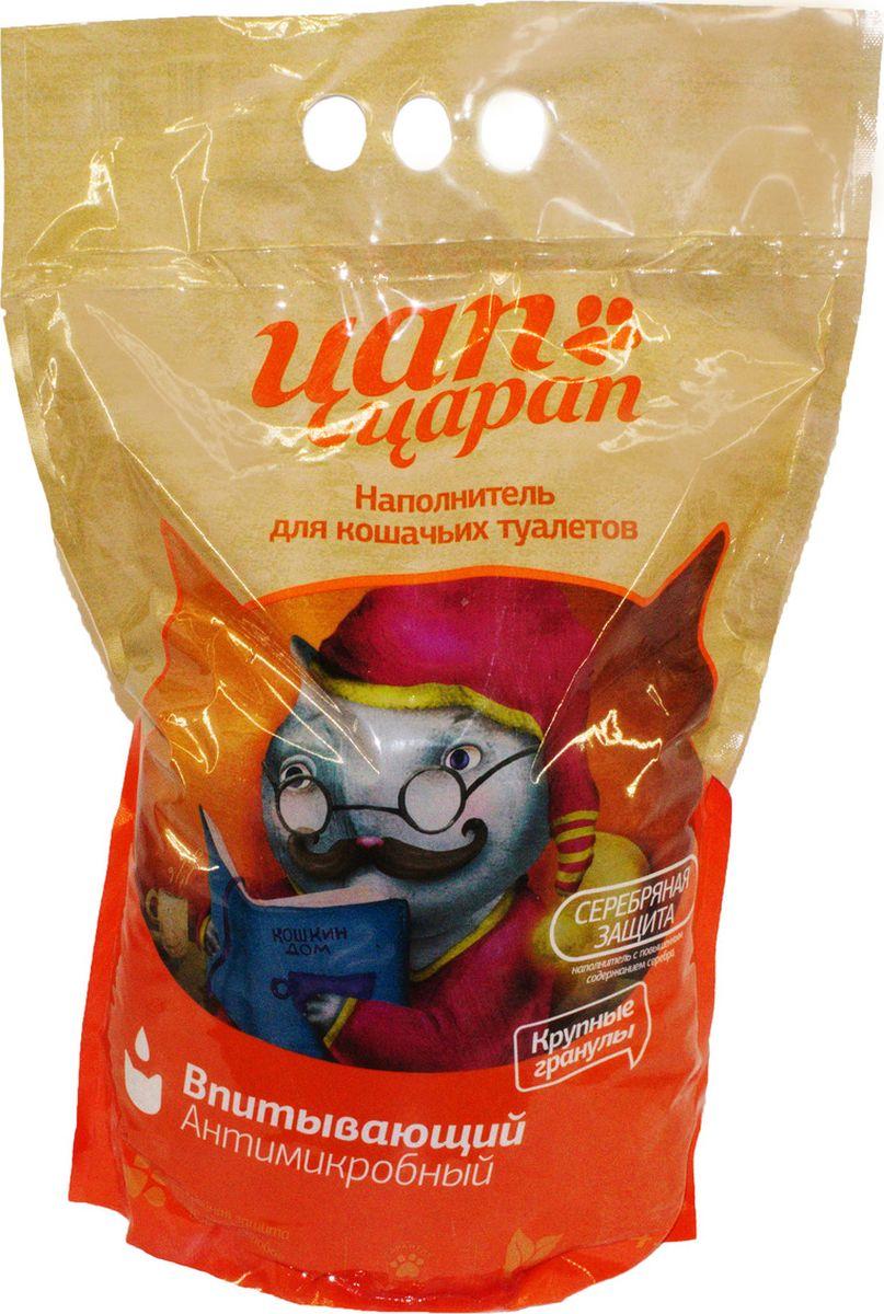 Наполнитель для кошачьего туалета Цап-Царап