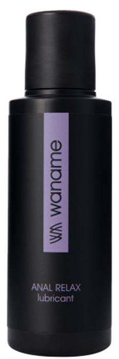 Waname Lubricant Анальный лубрикант Waname Relax на водной основе с расслабляющим эффектом, 100 мл масло интимное массажное shunga полночный щербет 100 мл