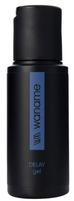цена на Waname Lubricant Гель Waname Delay Gel для продления эрекции, 50 мл