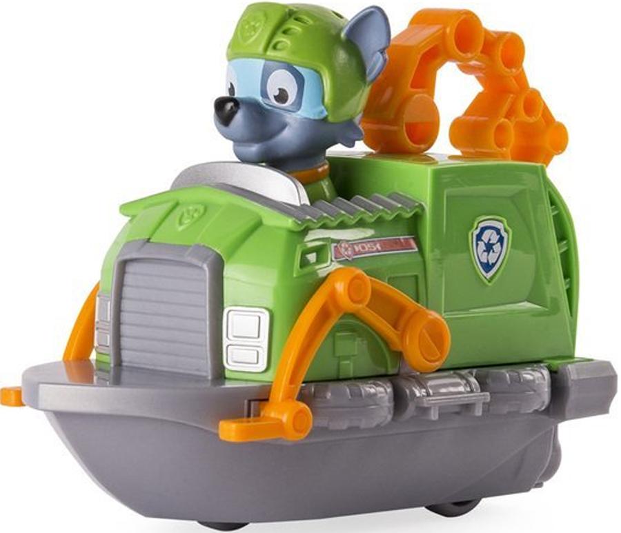 Paw Patrol Игрушка Машинка спасателя Rockys Boat