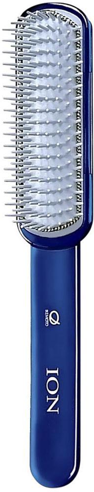 Ikemoto Щетка для волос с ионами10625imЩетка подходит для ежедневного ухода за ослабленными волосами, потерявшими жизненную силу и естественный блеск. Отрицательнозаряженные ионы, выделяемые из содержащихся в зубчиках мельчайших природных частиц минерала турмалина, способствуют восстановлениюструктуры кутикулы волоса и оздоровлению кожи головы. В комплекте есть резиночка для волос. Она изготовлена из волокна, которое предотвращает образование статического электричества.Расположите резиночку по контуру щетки, таким образом, чтобы зубчики находились внутри. Не используйте при повреждениях кожи головы. При появлении каких-либо реакций на коже головы прекратите применение и обратитесь к врачу- дерматологу. Не используйте в других целях. Не используйте щетку для нанесения ухаживающих средств, красителей и осветлителей. Придлительном непосредственном воздействии на щетку высоких температур во время сушки, а также при воздействии горячей воды есть рискизменения формы и повреждения щетки. При загрязнении щетки используйте среднещелочные средства, растворив их предварительно в теплойводе, затем тщательно промойте и просушите в тени (при мытье снимите резиночку). При очищении резиночки избегайте использования моющихсредств, промойте в воде и просушите в тени. Основа щетки - AS смола; зубчики - полиэстер (содержит натуральные минералы)(максимально допустимая температура - 80°С). Резиночка -каучук (woolly nylon) + акриловое волокно с ионами серебра.