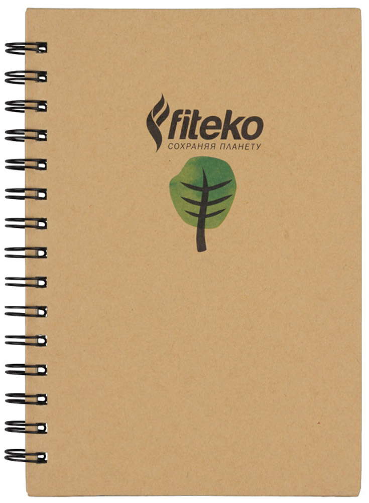 Fiteko Тетрадь 80 листов цвет светло-коричневый RPT-06RPT-06Тетрадь Fiteko станет прекрасным приобретением. Тетради Fiteko удобные, компактные и красивые. Листы тетради белые, не разлинованные. Бумага в тетради офсетная. Плотность - 70 г/см2. Обложка выполнена из переработанной крафт-бумаги. Такая тетрадь станет как прекрасной покупкой для себя, так и чудесным сувениром. Тетрадь выполнена из экологически-чистого материала.