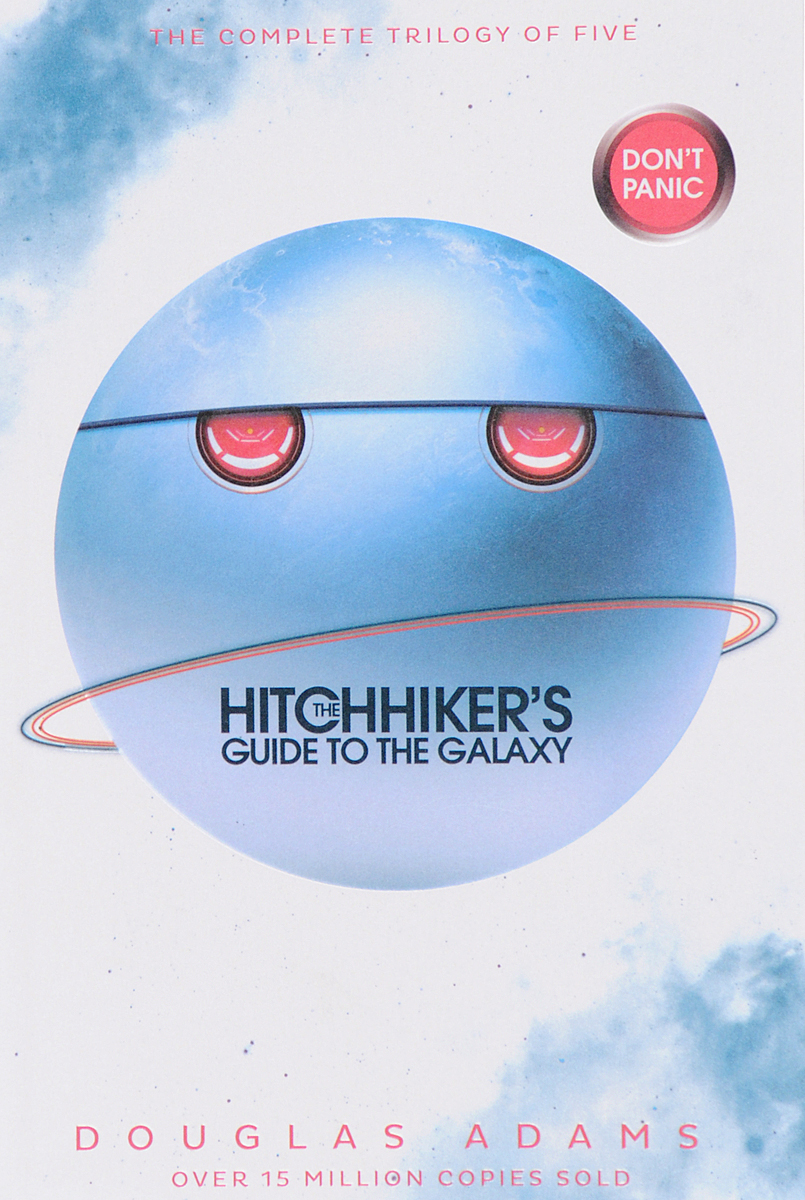 the earths destruction and the new world in hitchhikers guide to the galaxy a book by douglas adams World heritage encyclopedia book describes the book as the book that gives a whole new meaning to the guide to the galaxy, douglas adams.