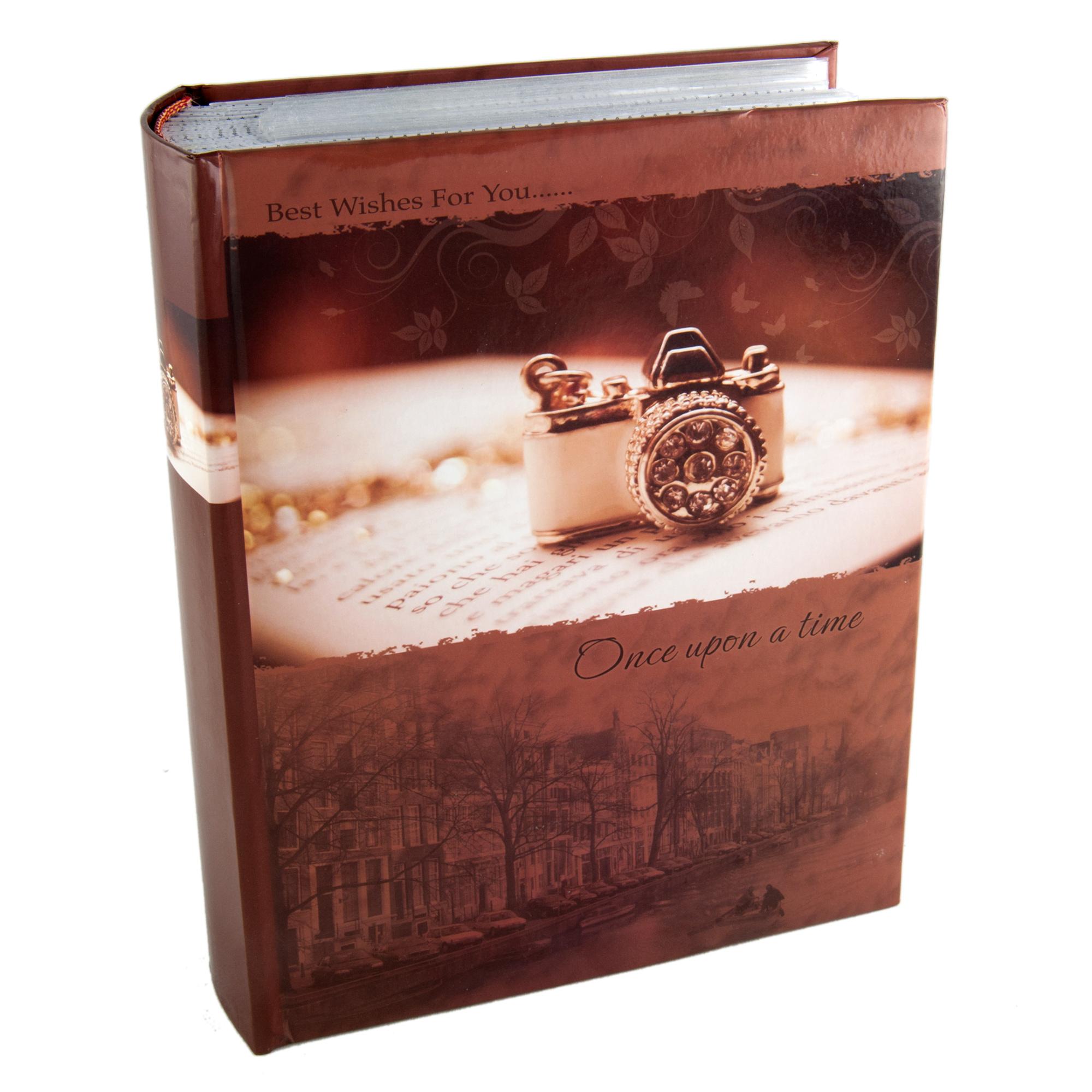 Фотоальбом Platinum Классика, 300 фотографий, 10 x 15 смС-46300RCM-2UP Классика (30-2215)Фотоальбом на 300 фото, размер фото 10 х 15 см. Пластиковые листы книжный переплёт (2 фото на странице).