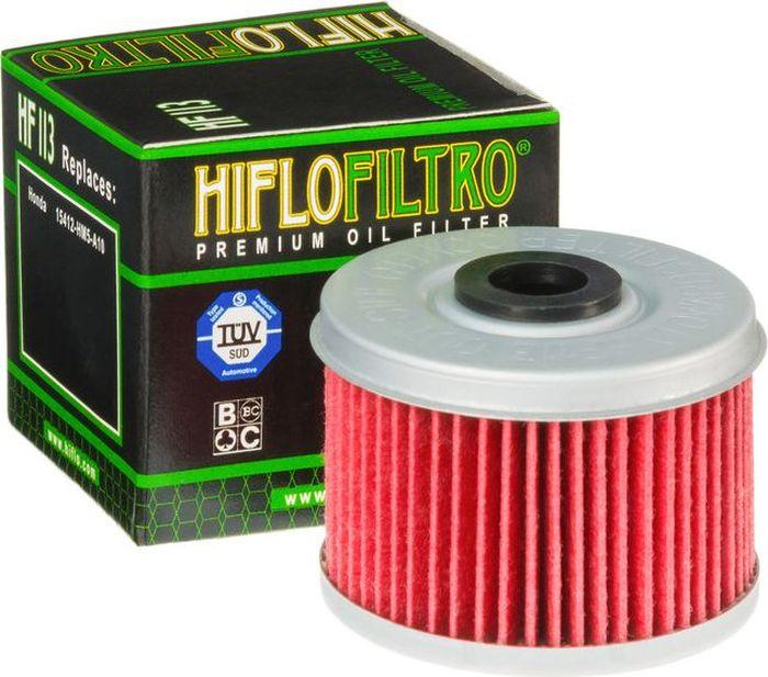 Фильтр масляный HifloFiltro. HF113HF113