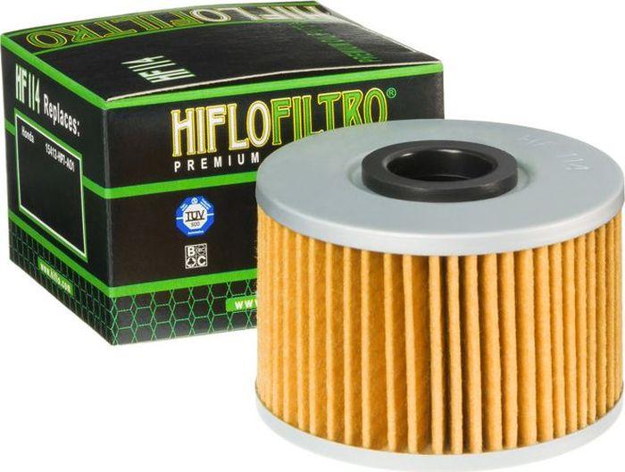 Фильтр масляный HifloFiltro. HF114HF114