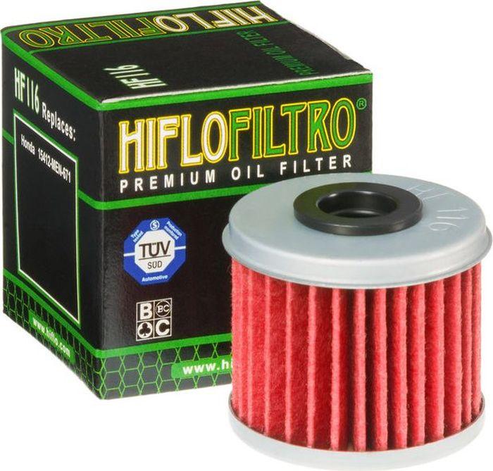 Фильтр масляный HifloFiltro. HF116HF116