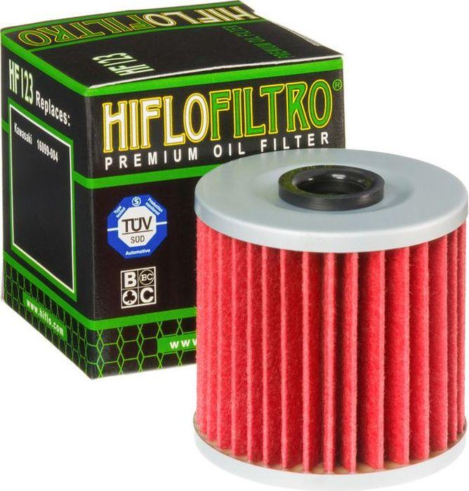Фильтр масляный HifloFiltro. HF123HF123