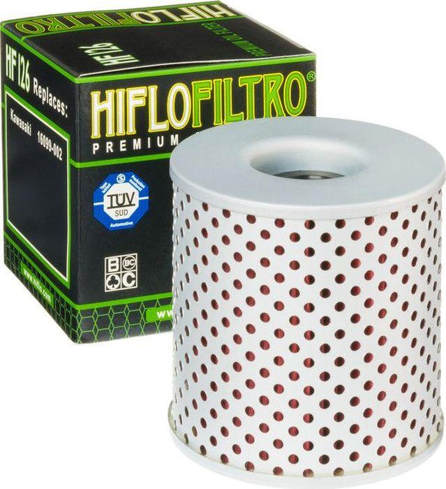 Фильтр масляный HifloFiltro. HF126HF126