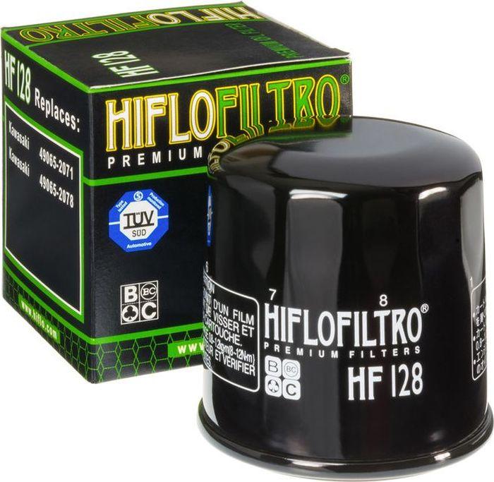 Фильтр масляный HifloFiltro. HF128HF128