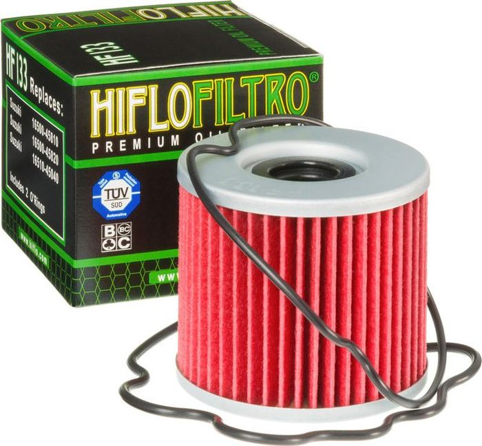 Фильтр масляный HifloFiltro. HF133HF133