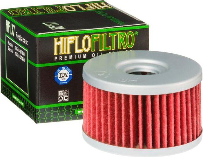 Фильтр масляный HifloFiltro. HF137HF137