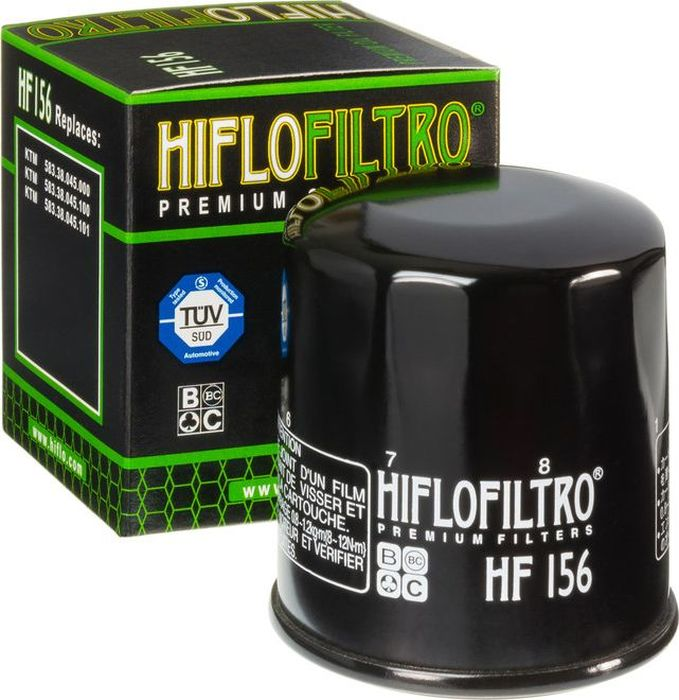 Фильтр масляный HifloFiltro. HF156HF156